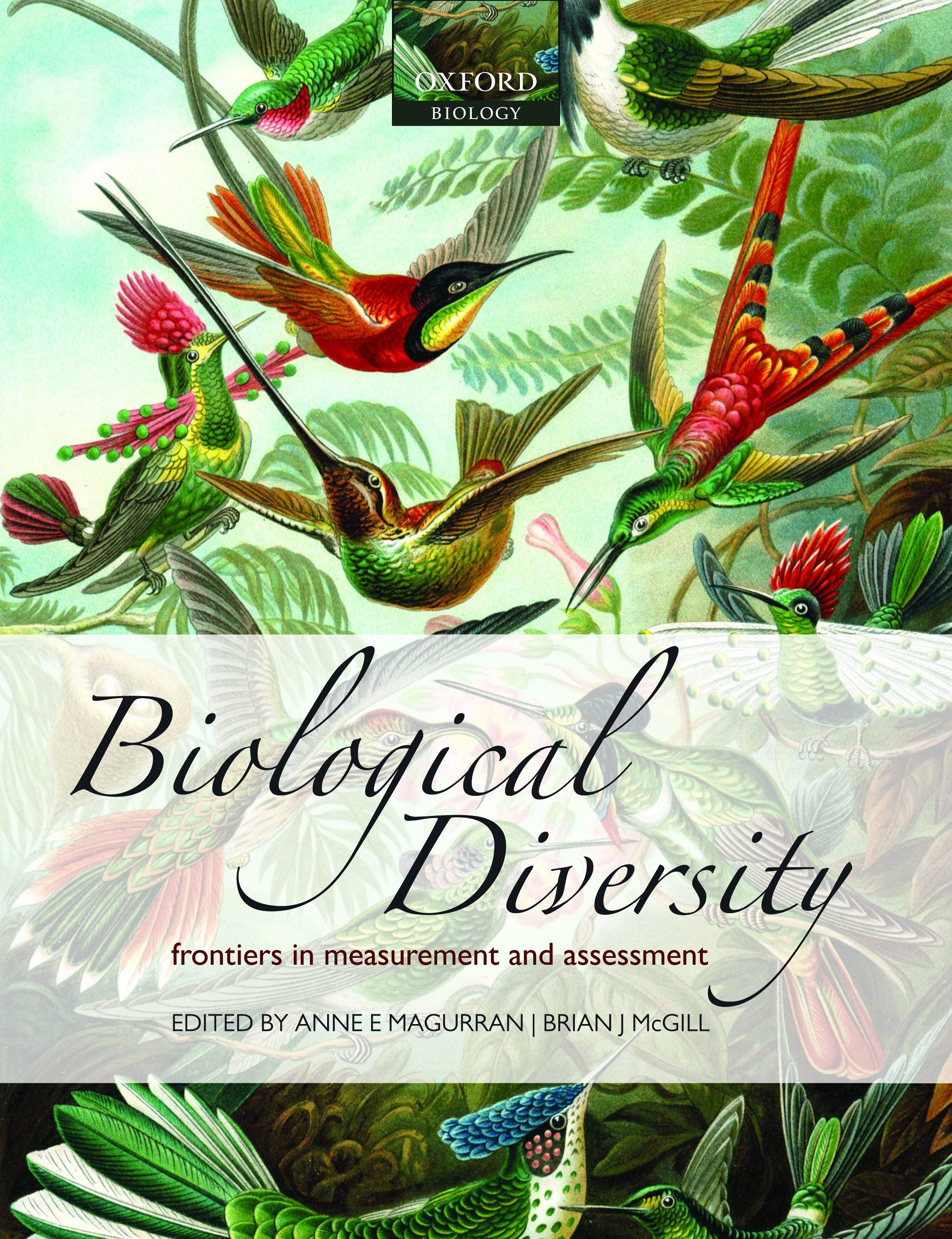 Book chapter on phylogenetic diversity